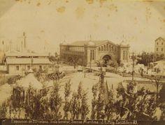 Exposición Universal 1888. AFB. J. E. Puig