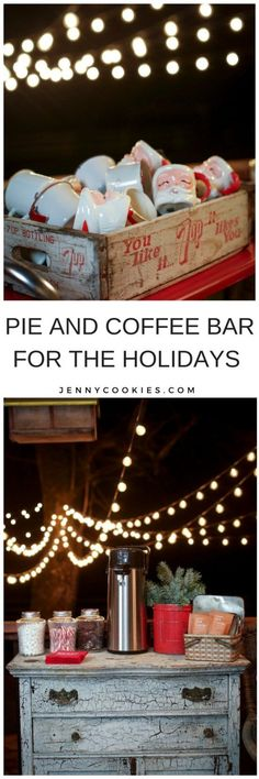 Pie and Coffee Party