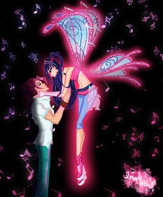 winx club believix musa and riven