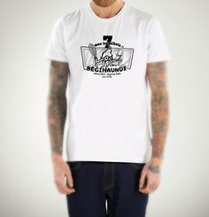 Begihaundi T-Shirt for serigrafi - vector illustration on Behance