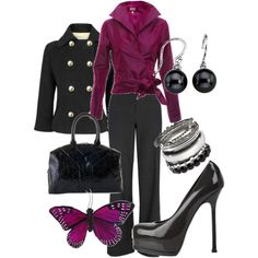 """""""ELEGANT"""" by azulabril on Polyvore"""