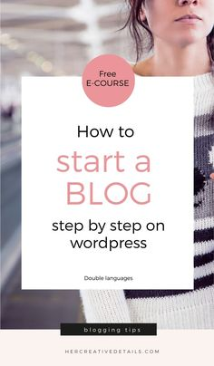 Here I explain you how to start a blog step by step wordpress for beginners and make money blogging from it: FREE E - COURSE! Make Money Blogging, How To Make Money, Affiliate Marketing, Read More, How To Start A Blog, Wordpress, About Me Blog, Web Design, Budget