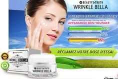 Wrinkle Bella Anti-Aging #Cream is the easiest and most convenient alternative of helping your #skin reclaims its original state