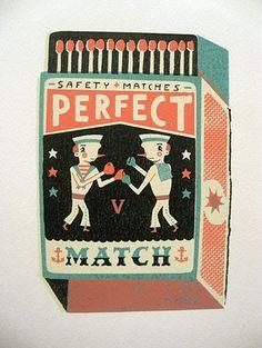 Vintage inspired illustration