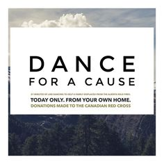 """This is TODAY only folks so listen up! .. In Canada almost 100000 people have been EVACUATED due to recent wildfires. .. But Beachbody is going to help! For every person that tries the sneak peek of """"Country Swing"""" $5 will be donated to the Canadian Red Cross. .. If you're a Beachbody Club Member; simply sign into BeachbodyOnDemand and you'll see the workout at the top. .. If you aren't a club member but want to HELP too simply get in touch with me by dropping your email below! This will…"""