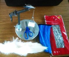 Fly Tying Supplies
