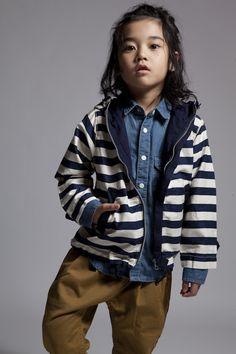 Kids fashion - Little Boy stripes :)