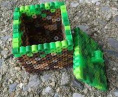 55 best perler beads minecraft images minecraft perler. Black Bedroom Furniture Sets. Home Design Ideas