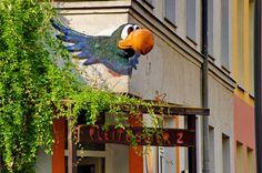 https://flic.kr/p/zynTLQ | Rostock Allemagne août 2015 - 209 Fritz-Reuter-Straße