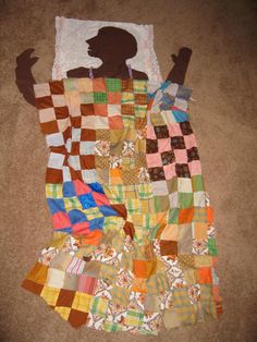 art quilt by s. knopp