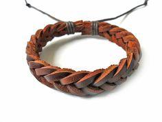 Jeweler bracelet leather bracelet women by braceletbanglecase, $3.00