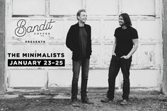 3 Caffeinated Days with The Minimalists