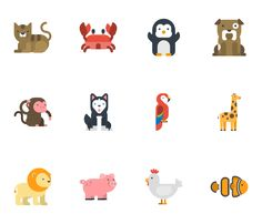 Animal Icon Collection