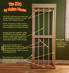 The ZOO® Is my original stuffed animal storage design. Made from multiply wood, its strong and durab