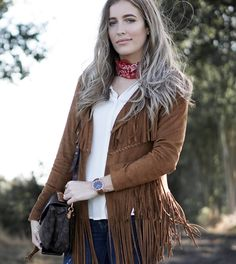 Outfit: Cowboy vibes.