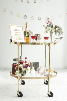 Bar cart: http://www.stylemepretty.com/little-black-book-blog/2015/03/09/the-perfect-gift-for-any-couple/