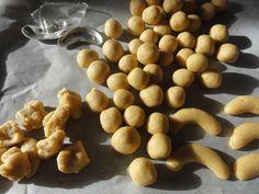 Jak upéct vanilkové rohlíčky podle stoletého receptu | recept Stuffed Mushrooms, Beans, Food And Drink, Potatoes, Vegetables, Beans Recipes, Potato, Vegetable Recipes, Prayers