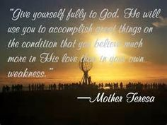 Mother Teresa Quotes - My Yahoo Image Search Results
