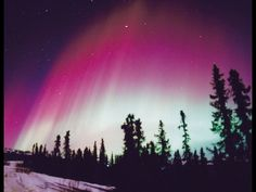 The dance of aurora