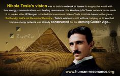 I AM Buddy, The BUDDHA From Mississippi ™: THE GREAT ONE ( NIKOLA TESLA )