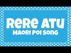 Rere atu Maori poi song action song for kids. Sing and read along to achieve multi-sensory learning. Free song ideas and activities: . Children Dance Songs, Kids Songs, Maori Songs, Action Songs, Child Love, Moana, School Projects, Singing, Youtube