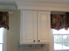 Wonderful Crown Moulding Above Soffit More. Kitchen SoffitAbove Kitchen  CabinetsKitchen ...