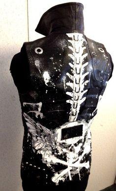 Punk Vest Style 55