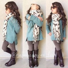 43 Cute Adorable Fall Outfits for Kids Ideas Lol that middle picture. The post 43 Cute Adorable Fall Outfits for Kids Ideas appeared first on Toddlers Ideas. Lila Outfits, Little Girl Outfits, Little Girl Fashion, Toddler Outfits, Girls Fashion Kids, Kids Outfits Girls, Clothes For Kids Girls, Little Girl Style, Baby Girl Fall Outfits