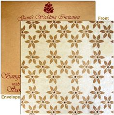 Hindu #Wedding Cards | Hindu Wedding Invitations http://www.shubhankarweddinginvitations.com/hindu-wedding-cards/