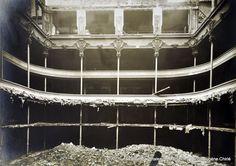 Destruction du Casino Kursaal, aujourd'hui Pathé-Bellecour art déco (Lyon 2ème - 69)