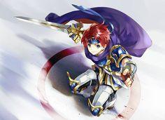Roy Super Smash Bros