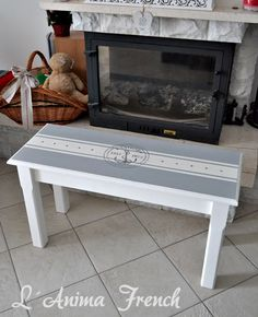 Lavička - HAND MADE Provence Style, Entryway Tables, Country, Furniture, Home Decor, Decoration Home, Rural Area, Room Decor, Home Furnishings