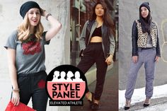 How to wear the athletic trend: 9 Style Panel for taking gym class to the streets | FASHION magazine