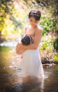 #nursing #breastfeeding #bonding #natural #creek #river #mommy #daughter #breast #nature Nursing Photography, Breastfeeding, Daughter, Babies, River, Natural, Inspiration, Beautiful, Biblical Inspiration