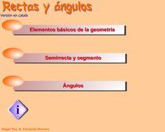 Blog de los niños: Juegos online de rectas y ángulos para niños de Educación Primaria