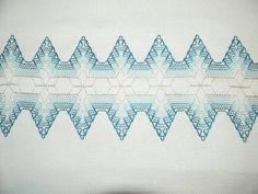 Huck (Swedish) Weaving - NEEDLEWORK
