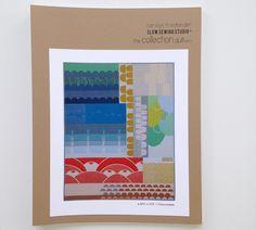 collection quilt pattern bom -carolyn friedlander
