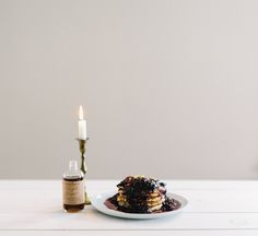 Pancakes with American Spoon  |  The Fresh Exchange
