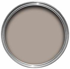 Dulux Once Matt Emulsion Paint Soft Truffle 2.5L, 5010212576854