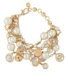 In Chaos Bracelet PearlIn Chaos Bracelet Pearl