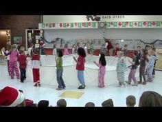 OES Second Grade Christmas Program - The Nutcracker March and the Parachute - 12-17-10 - YouTube