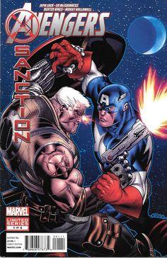 Avengers: X-Sanction #1 Marvel Comics
