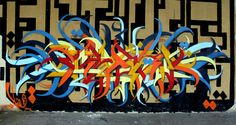 By Graffiti Artist A1one aka Tanha.