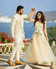 Got an Engagement Party coming up? We have got for you the latest and greatest songs so that you can groove your hooves Pre Wedding Shoot Ideas, Pre Wedding Poses, Wedding Couple Photos, Indian Wedding Photos, Pre Wedding Photoshoot, Wedding Pics, Wedding Couples, Wedding Styles, Indian Weddings