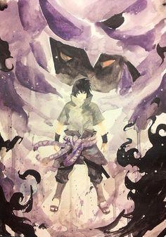 Sasuke from anime 'Naruto'. http://www.damnityoushouldhavesaidsosoonerijustgothome.yeahsheisgood.possiblyasmileidontrememberirememberfeelingdisappointedthatididntseeyouthough.com