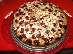 Rezept: Kirsch - Haferflocken - Kuchen Bild Nr. 10