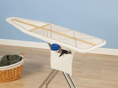 Household Essentials Deluxe-Series Ironing Board Cover and Pad with Sewing Guide