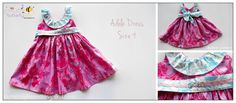 Available now. http://butterflybees.bigcartel.com/product/adele-dress-size-4
