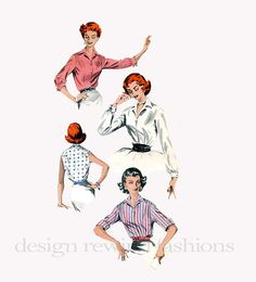 1950s Classic Evening Party Cocktail Day by DesignRewindFashions, $15.00