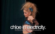 """Electricity"" was the most inappropriate dance routine in the whole series. They look like prostitots!!! X("